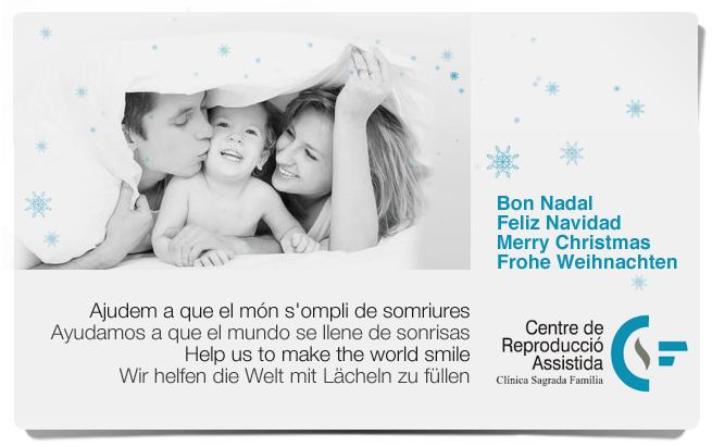 Especiales felicitaciones Navidad