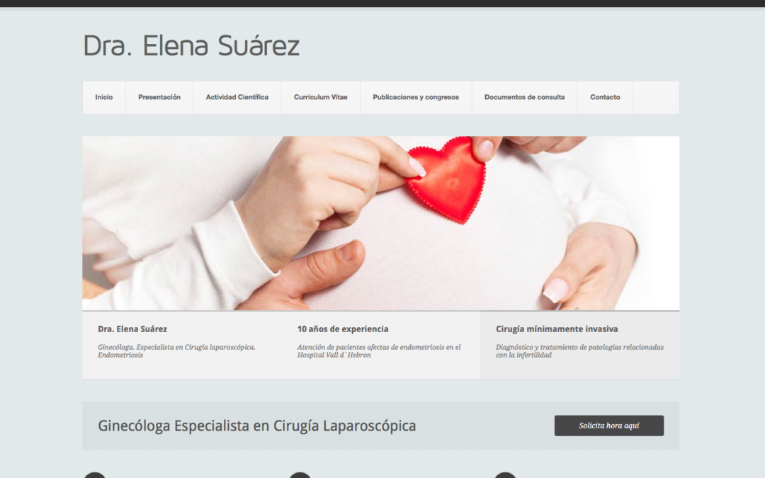 Dra. Elena Suarez