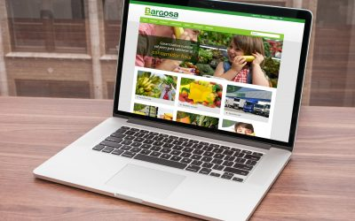 Portal web Bargosa Fruit Company