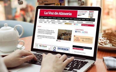 La Voz de Almería. Global Proyect