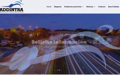 Web portal Addintra